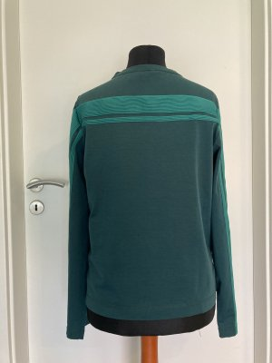 DRYKORN Shirt dkl. grün