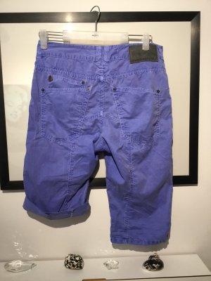 Drykorn Short Damen 36 s blau leicht