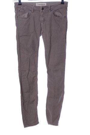 Drykorn Skinny Jeans braun Casual-Look