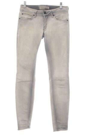Drykorn Skinny Jeans beige-grau Casual-Look
