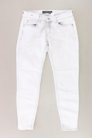 Drykorn Jeans skinny bianco sporco Cotone