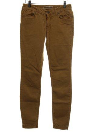 Drykorn Skinny Jeans ocker Casual-Look