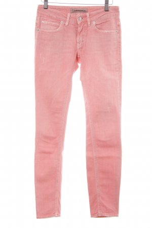 Drykorn Skinny Jeans rosa Casual-Look