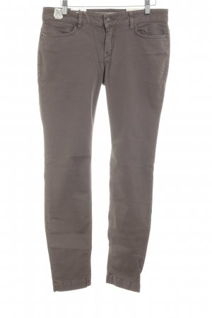 Drykorn Slim Jeans braun Casual-Look