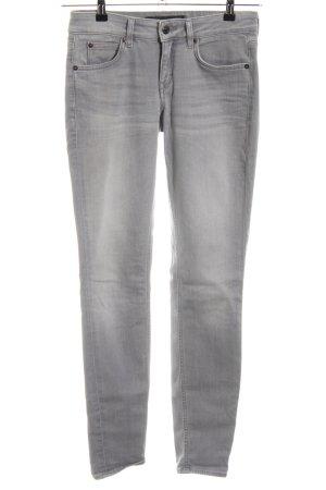 Drykorn Slim jeans lichtgrijs casual uitstraling