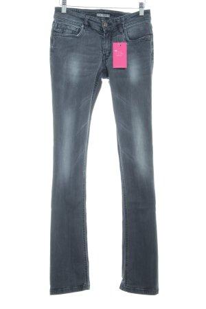 Drykorn Slim Jeans grau Casual-Look