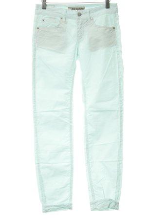Drykorn Slim Jeans mint-türkis Casual-Look
