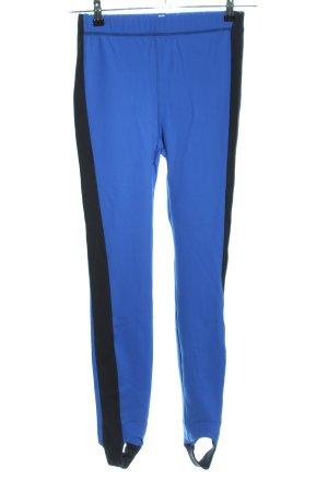Drykorn Pantalone sfoderato blu-nero stile casual