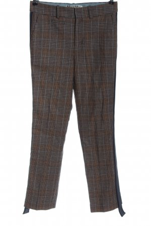 Drykorn Pantalone jersey stampa integrale stile casual