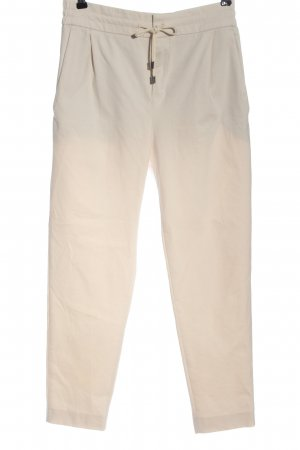 Drykorn Stoffhose creme Casual-Look