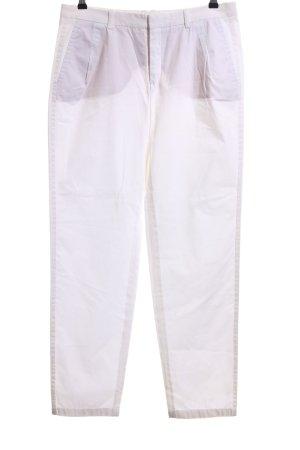 Drykorn Spodnie materiałowe biały W stylu biznesowym