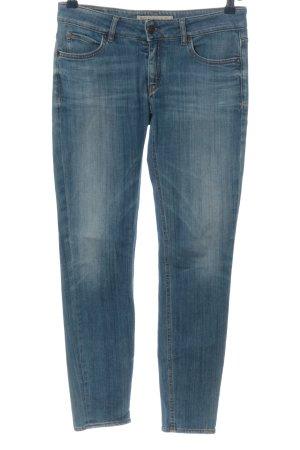 Drykorn Straight-Leg Jeans blau Casual-Look