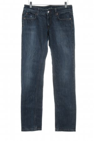 Drykorn Jeans a gamba dritta blu stile casual