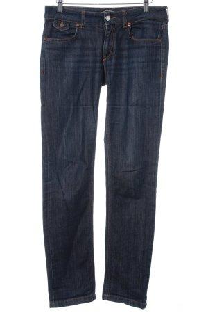 Drykorn Straight-Leg Jeans dunkelblau Casual-Look