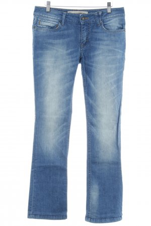 Drykorn Straight-Leg Jeans stahlblau Casual-Look