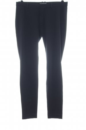Drykorn Pantalon strech noir style d'affaires