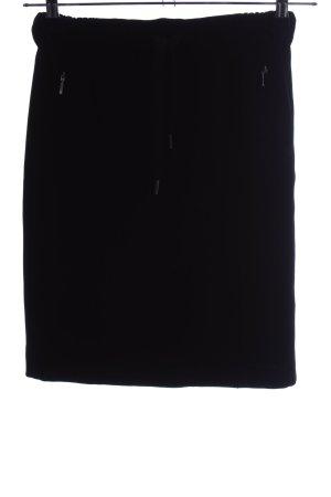 Drykorn Stretchrock schwarz Casual-Look
