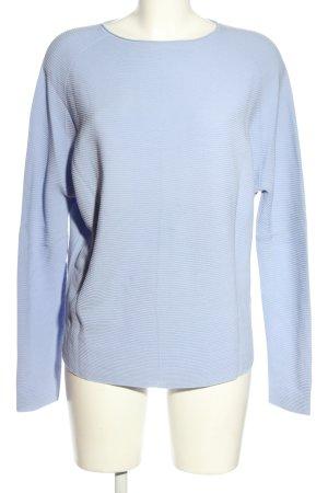 Drykorn Strickpullover blau Casual-Look