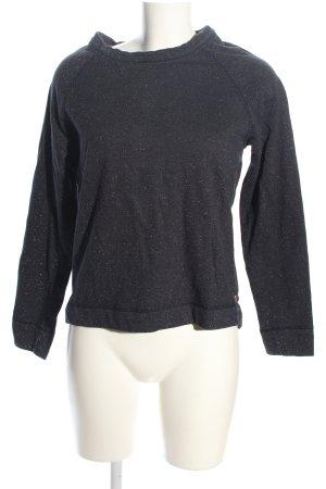 Drykorn Sweatshirt hellgrau Casual-Look