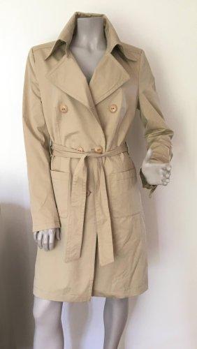 Drykorn Trenchcoat Mantel SALFORD beige Baumwoll-Stretch Gr. 4 (40)