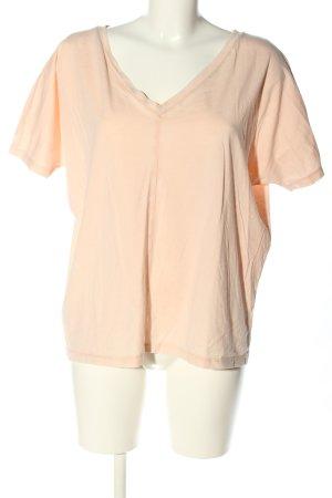 Drykorn V-Ausschnitt-Shirt nude Casual-Look