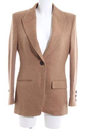 Drykorn Blazer de lana nude moteado estilo «business»