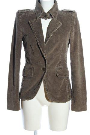 Drykorn Woll-Blazer braun Casual-Look