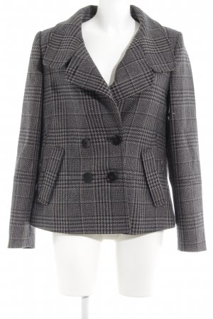 Drykorn Woll-Blazer Karomuster Casual-Look