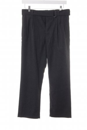 Drykorn Wollhose anthrazit Casual-Look