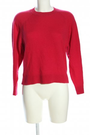 Drykorn Wollpullover pink Casual-Look