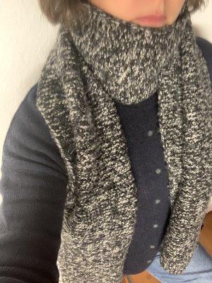 Drykorn Wollen sjaal donkergrijs