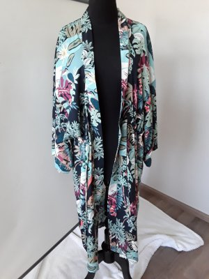 Dschungel Print Kimono