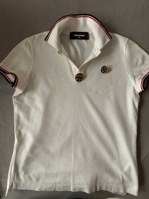 Dsquared2 Polo blanc