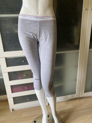 Dsquared2 Legging gris-blanc