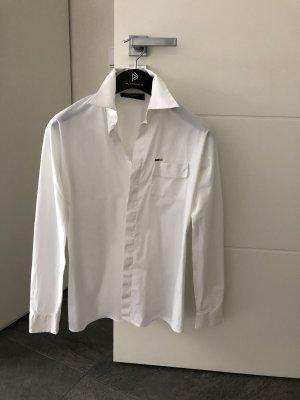 DSQUARED Bluse Hemd Weiß Gr. M
