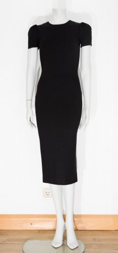 Dsquared Businesskleid Schwarz Gr.S Dress Black Dsquared2