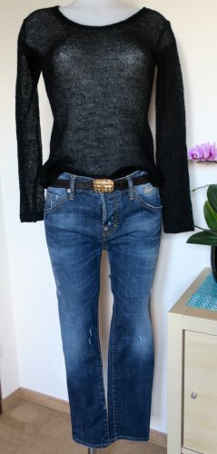 DSquared Cropped Jeans, Gr. DE 34