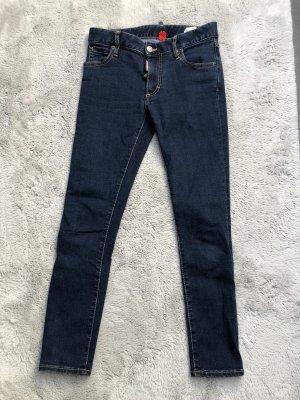 Dsquared2 Jeans skinny blu