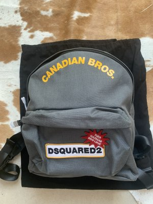 Dsquared2 Suit Bag dark grey