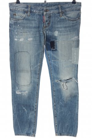Dsquared2 7/8 Length Jeans blue casual look