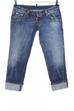 Dsquared2 7/8 Jeans blau Casual-Look