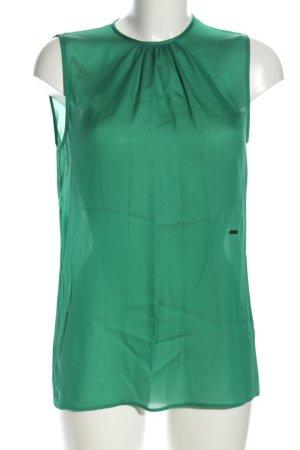 Dsquared2 ärmellose Bluse khaki Casual-Look