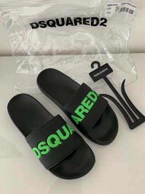 Dsquared2 Badeslipper Gr.37 NEU