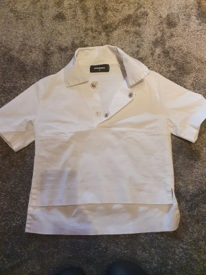 Dsquared2 Bluse weiß