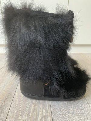 Dsquared2 Buty śniegowe czarny