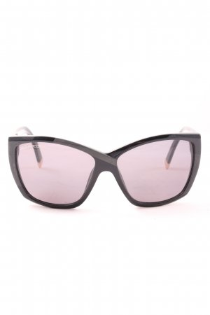 Dsquared2 Brille schwarz-lila Casual-Look