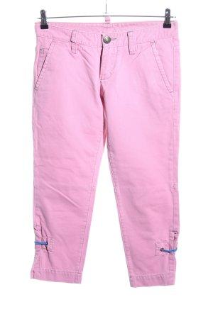 Dsquared2 Capribroek roze casual uitstraling