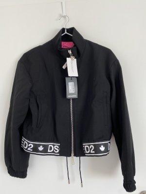 Dsquared2 Bomber Jacket black