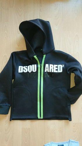 Dsquared2 Softshell Jacket black polyester