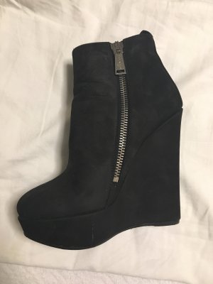Dsquared2 Wedge Booties black